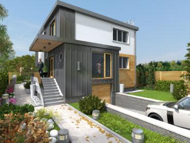 Dom jednorodzinny - przebudowa