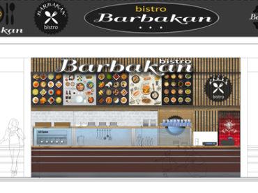 Barbakan - gastronomia